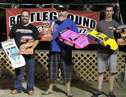 Race Report: North Vs. South Shootout @ Battleground Speedway in Muskogee, OK