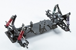 Alien 3 1/10 2wd Electric Sprint Car Chassis Kit for Loose Dirt Tracks (90% Pre-Built)