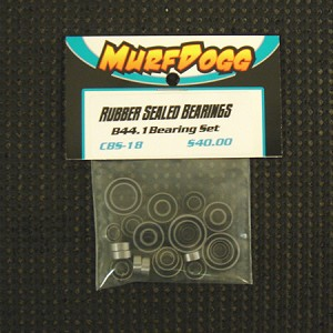 Rubber Sealed Bearing Set for Associated B44.1
