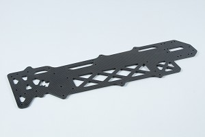 Demon X Carbon Chassis Plate 2.5mm